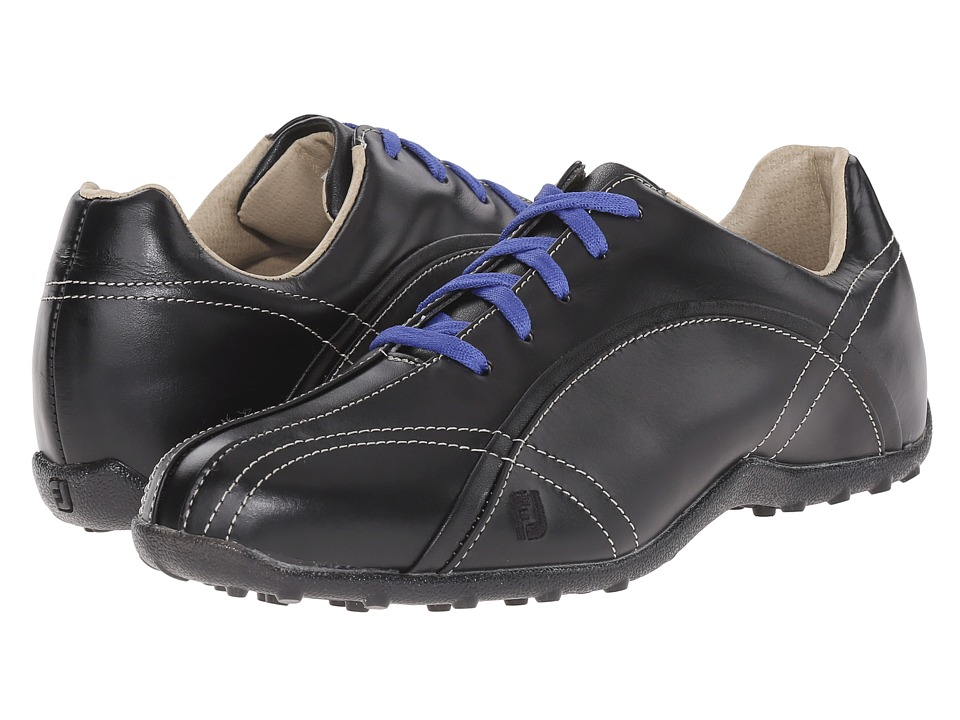 FootJoy - Casual Collection (Black) Women's Golf Shoes