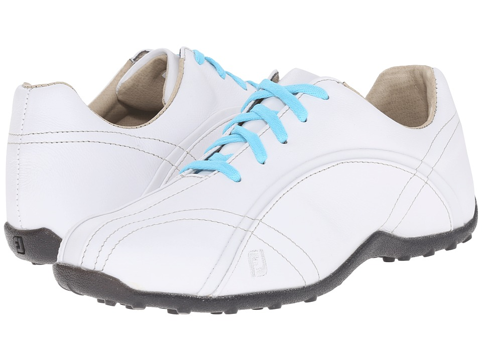 FootJoy - Casual Collection (White) Women's Golf Shoes