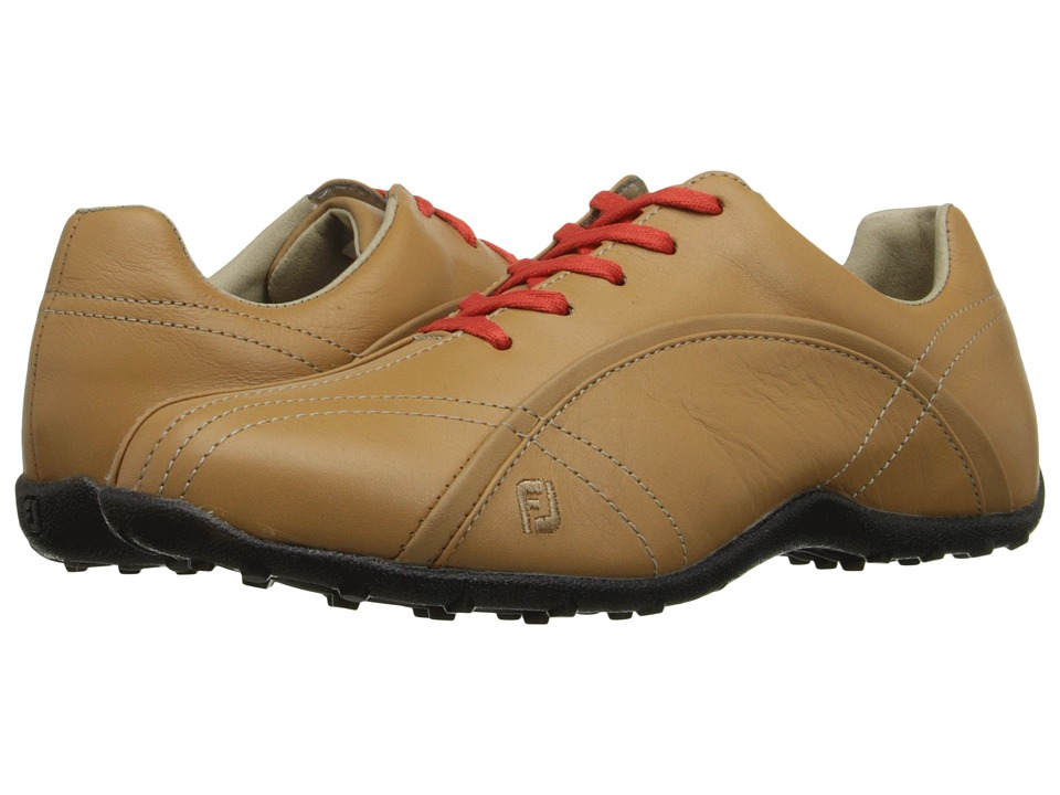 FootJoy - Casual Collection (Tan) Women's Golf Shoes