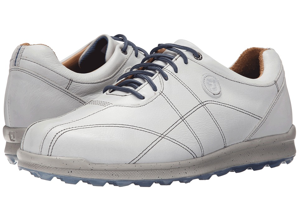 FootJoy - Versaluxe (Off-White) Men's Golf Shoes