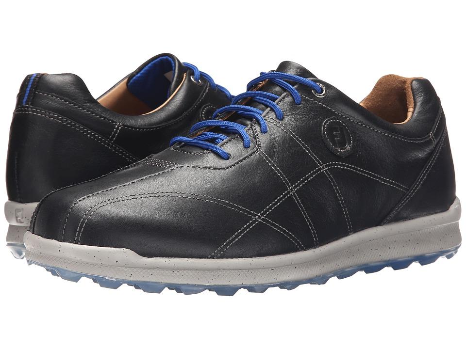 FootJoy - Versaluxe (Black) Men's Golf Shoes