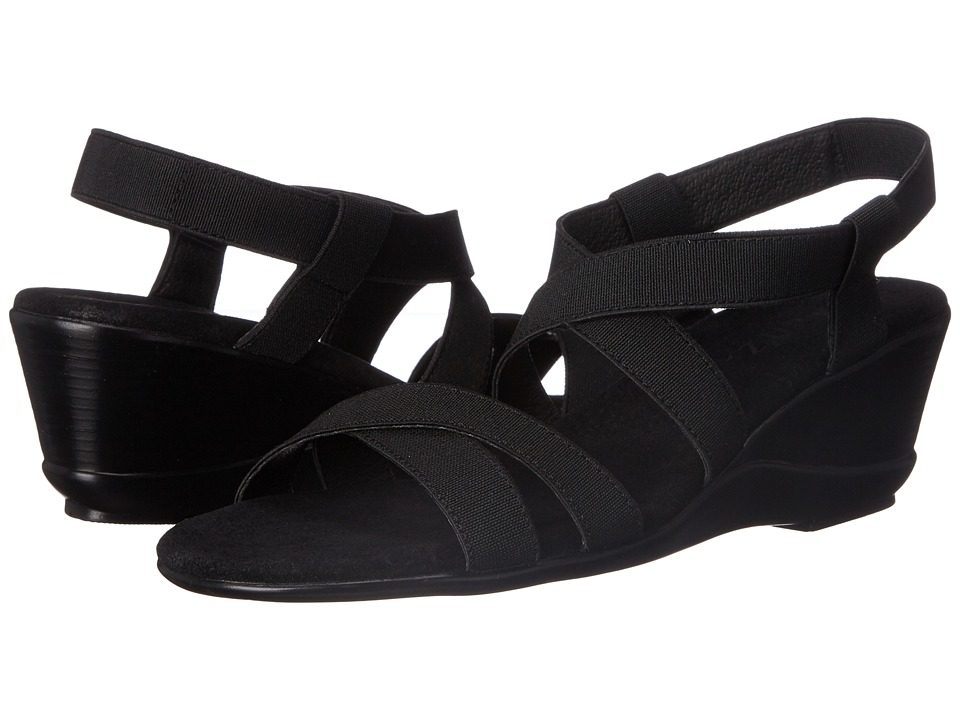 Vivanz - Candice (Black) Women's Dress Sandals