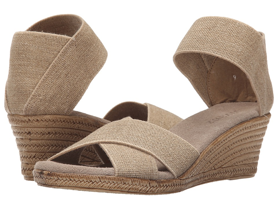 Vivanz - Stella (Linen) Women's Dress Sandals