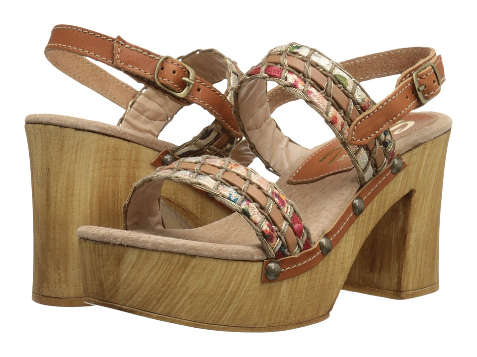 Sbicca - Gwendoline (Tan Multi) High Heels