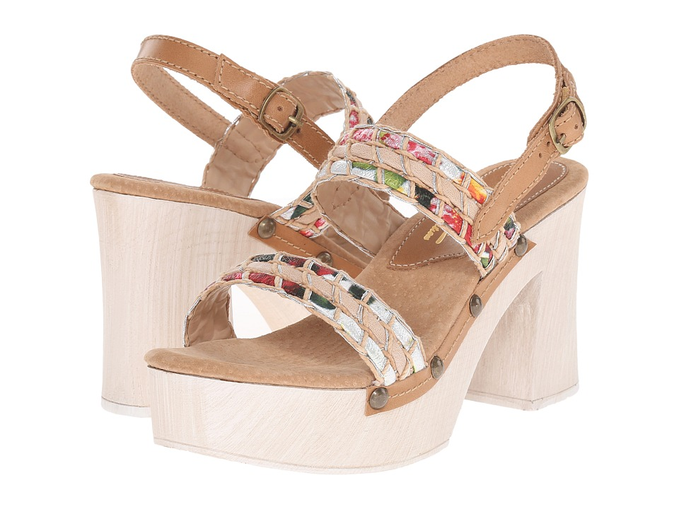 Sbicca Gwendoline (Natural Multi) High Heels