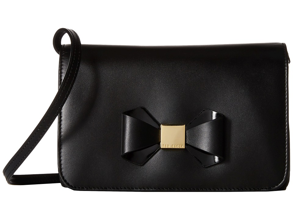 Ted Baker - Zahira (Jet) Cross Body Handbags