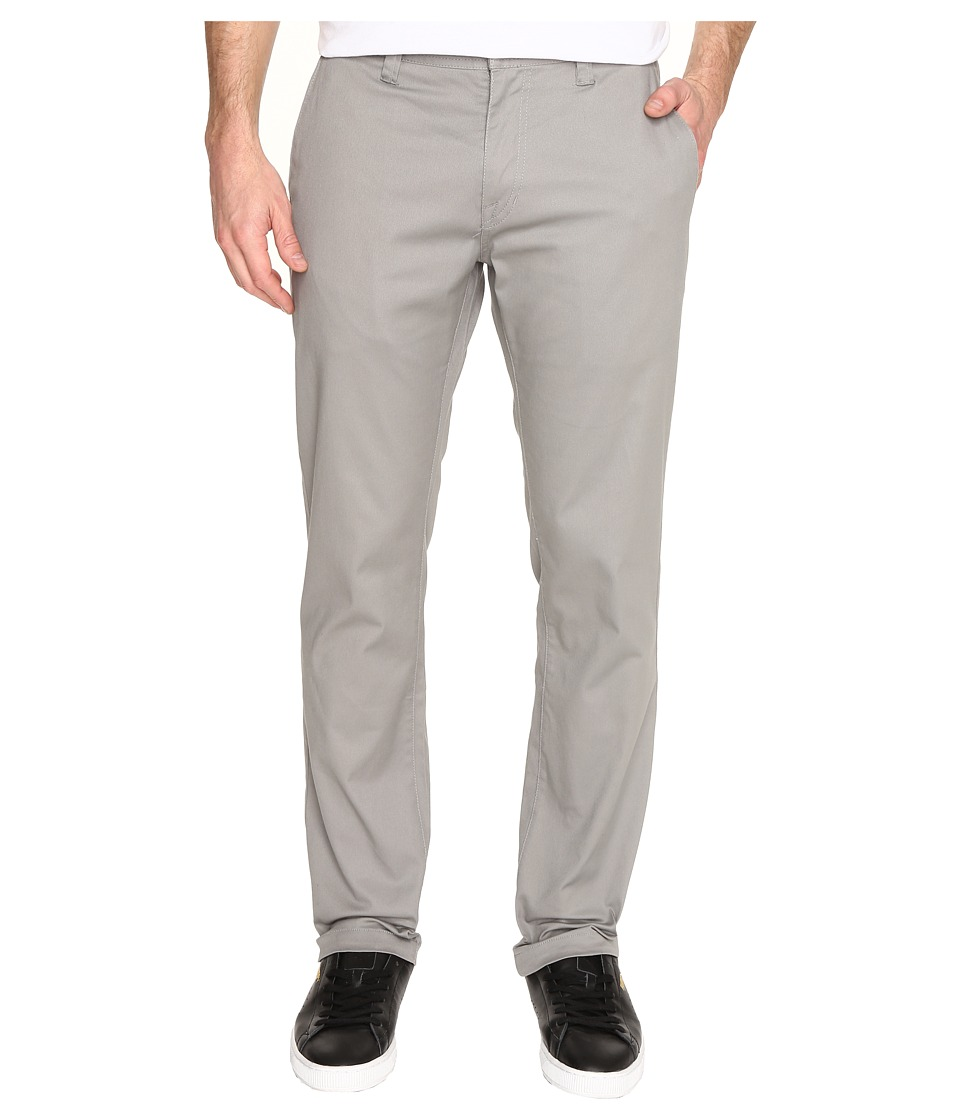 Volcom - Frickin Modern Stretch Pants (Moonbeam) Men's Casual Pants
