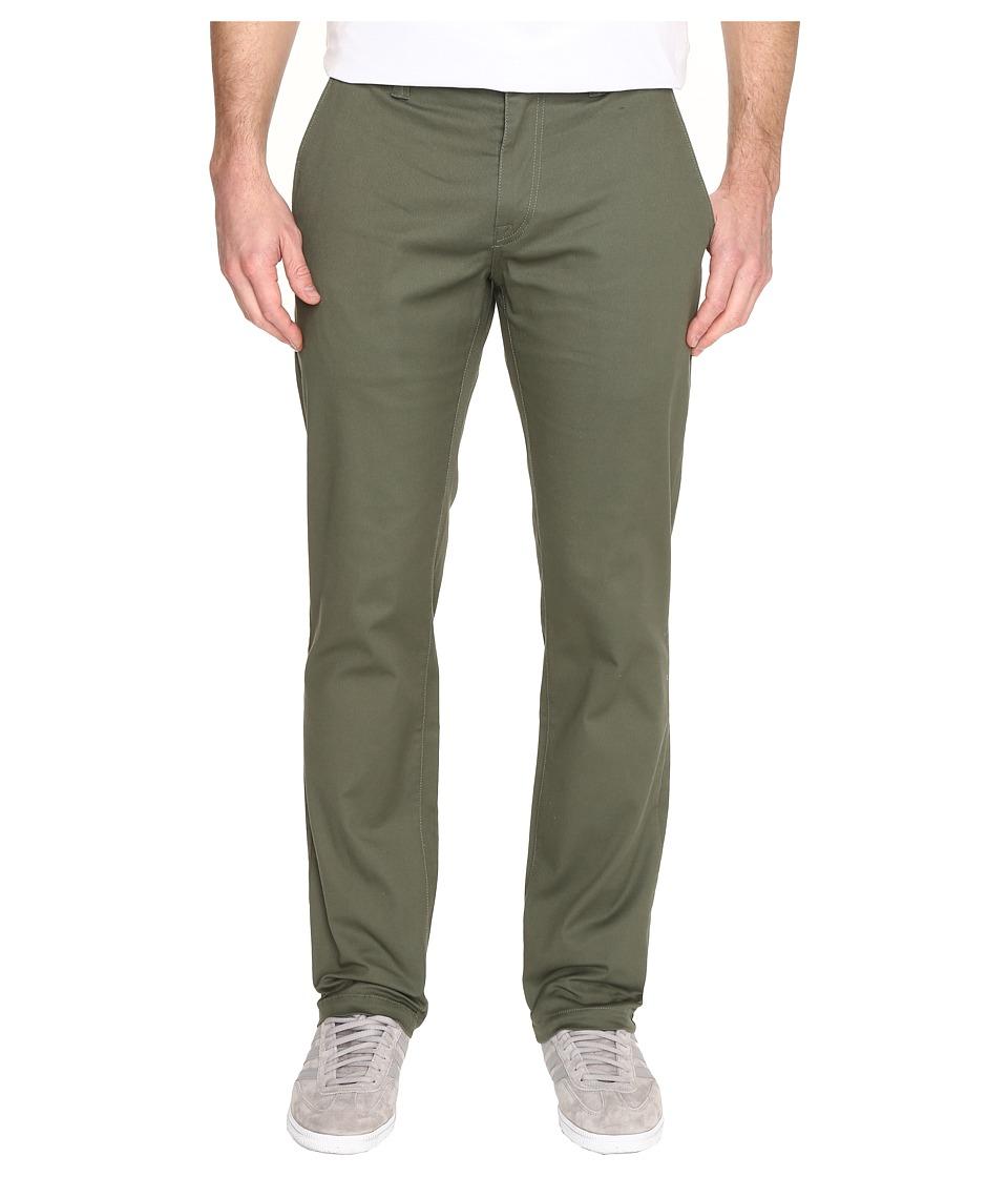 Volcom - Frickin Modern Stretch Pants (Old Blackboard) Men's Casual Pants
