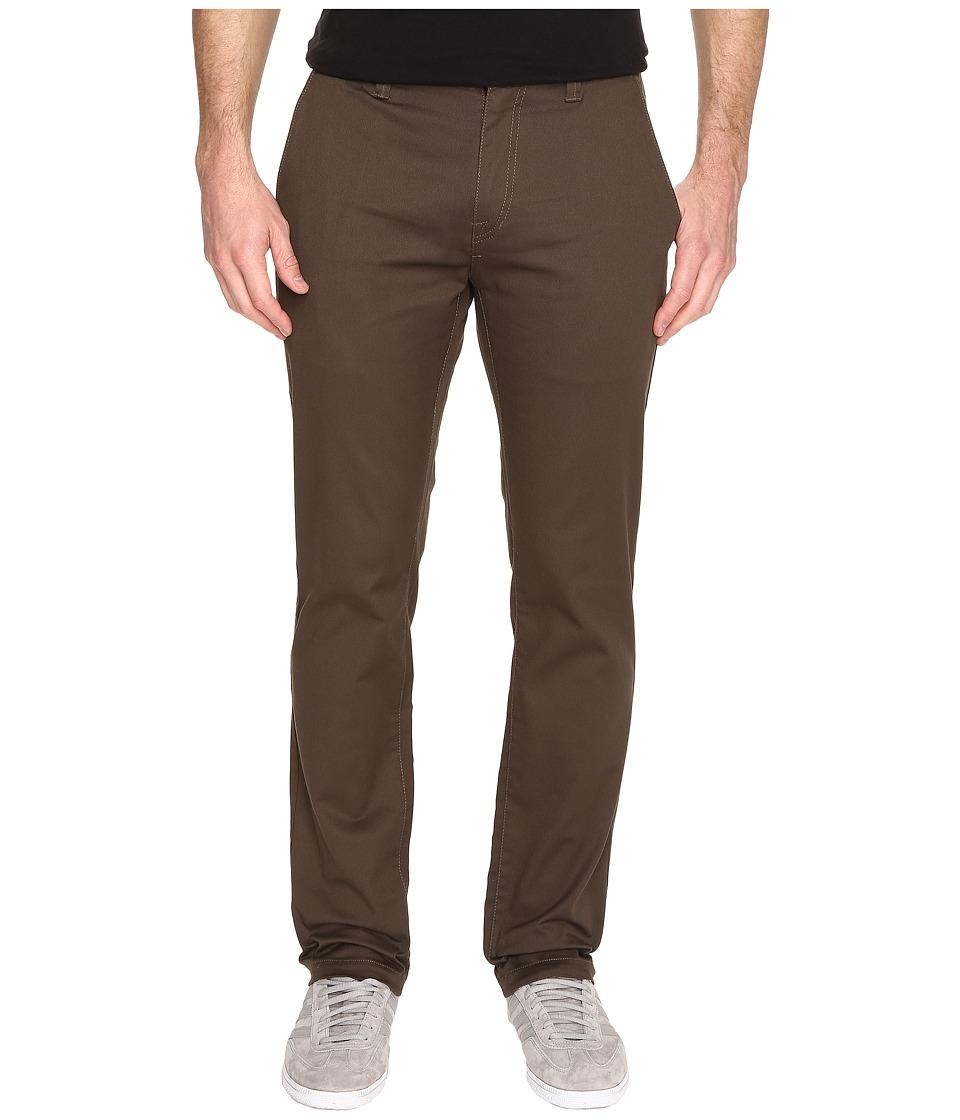 Volcom - Frickin Modern Stretch Pants (Soil) Men's Casual Pants