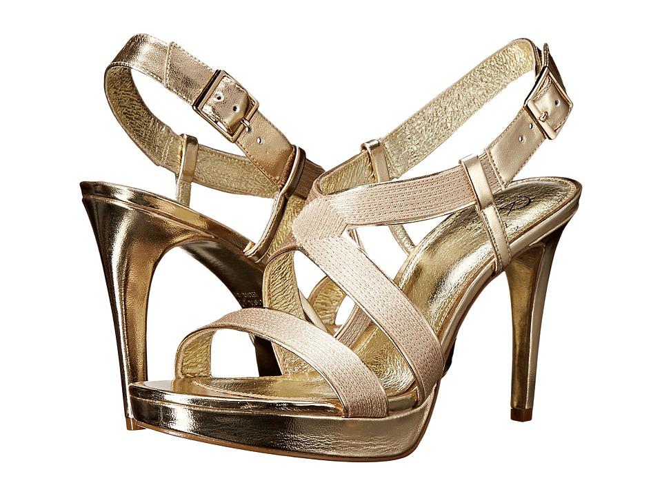 Adrianna Papell Anette (Gold) High Heels