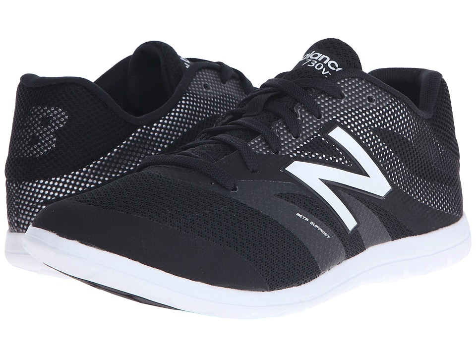 New Balance - WX730v2 (Black/Purple) Women's Shoes
