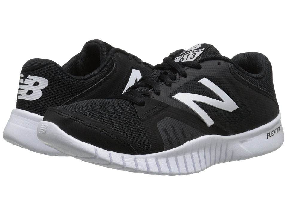 New Balance - MX613v1 (Black/White) Men's Shoes