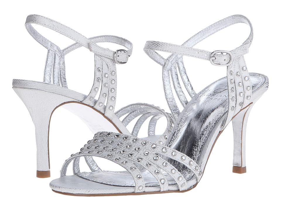 Adrianna Papell - Vonia (Silver Wave Metallic) High Heels