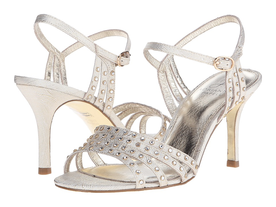 Adrianna Papell Vonia (Pearl Wave Metallic) High Heels