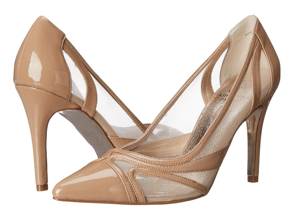 Adrianna Papell Amal (Nude Patent) High Heels