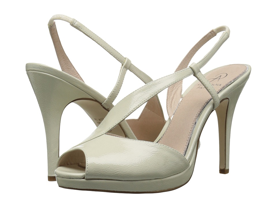 Adrianna Papell - Gemini (Pearl Patent Leather) High Heels