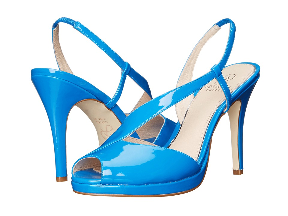 Adrianna Papell - Gemini (Sky Patent Leather) High Heels