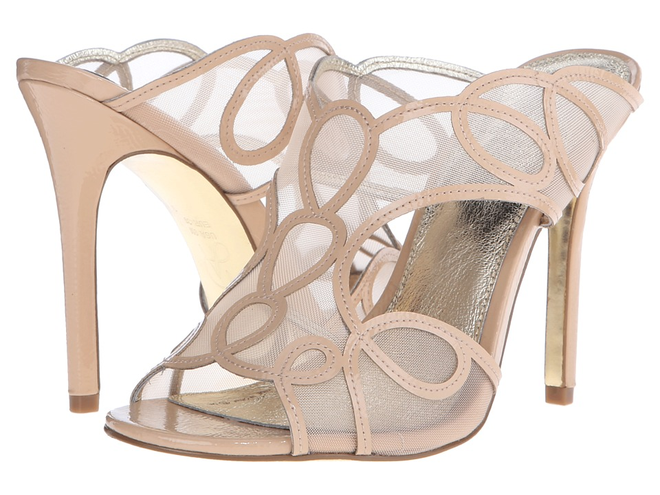 Adrianna Papell Glam (Cafe Au Lait Patent) High Heels
