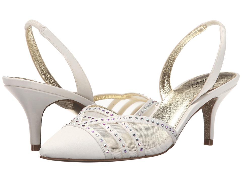 Adrianna Papell - Hestia (Ivory Classic Satin) High Heels