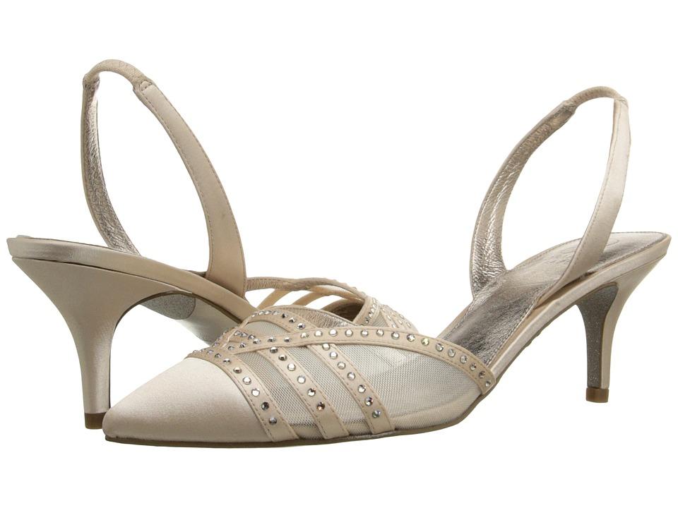 Adrianna Papell Hestia (Light Sand Lux Satin) High Heels