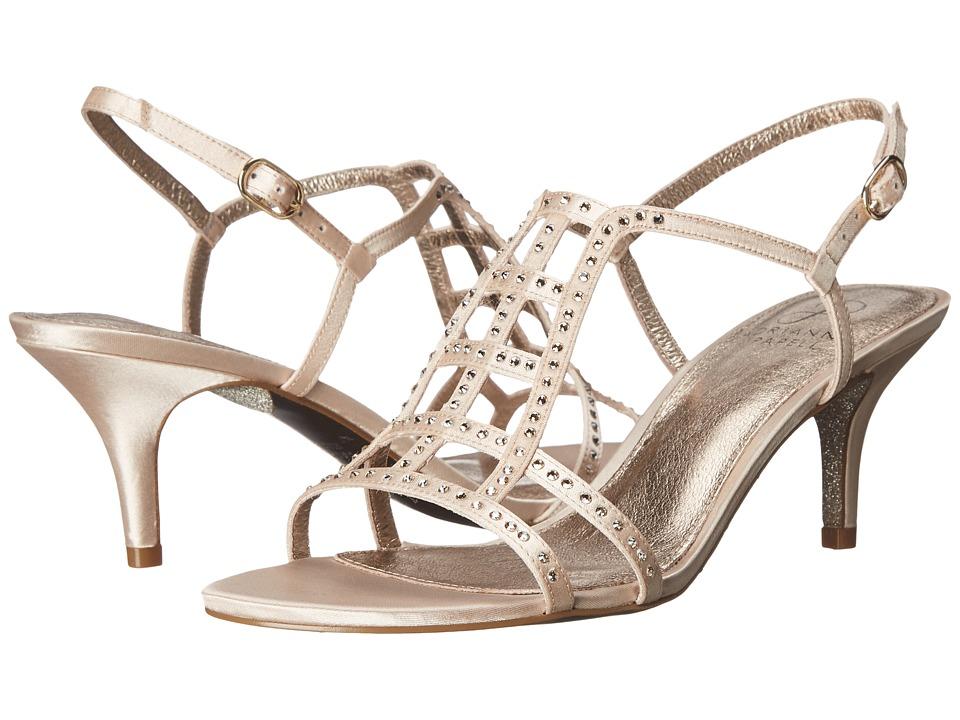 Adrianna Papell Amari (Light Sand Lux Satin) High Heels
