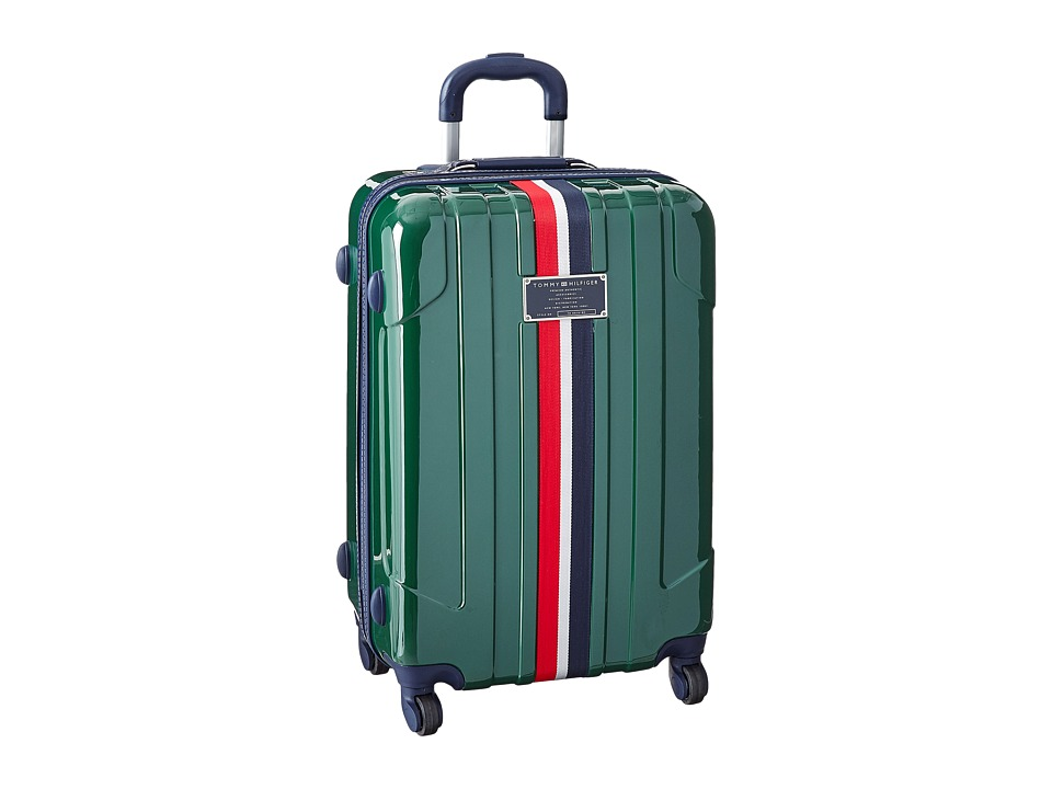 Tommy Hilfiger - Lochwood Upright 24 Suitcase (Olive) Luggage