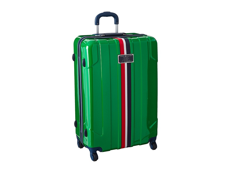 Tommy Hilfiger - Lochwood Upright 28 Suitcase (Green) Luggage