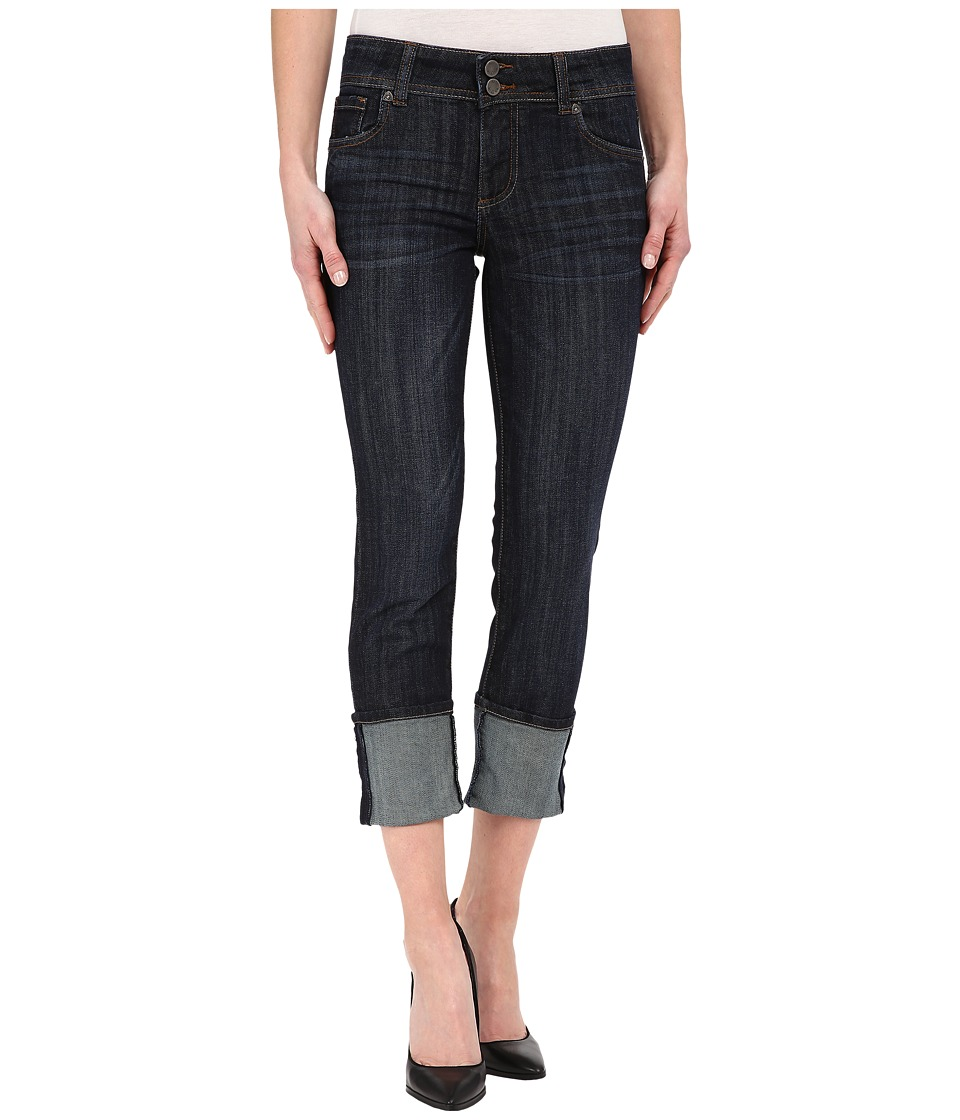 KUT from the Kloth - Cameron Straight Leg Jeans in Serendipity w/ Euro Base Wash (Serendipity/Euro Base Wash) Women's Jeans