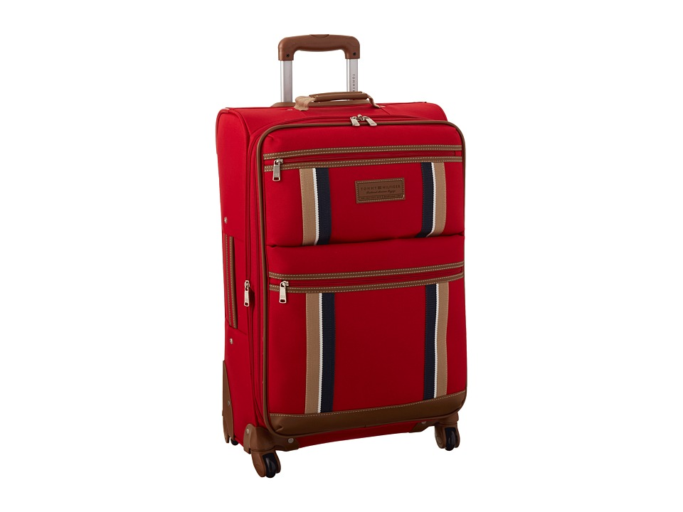 Tommy Hilfiger - Scout Upright 25 Suitcase (Red) Luggage