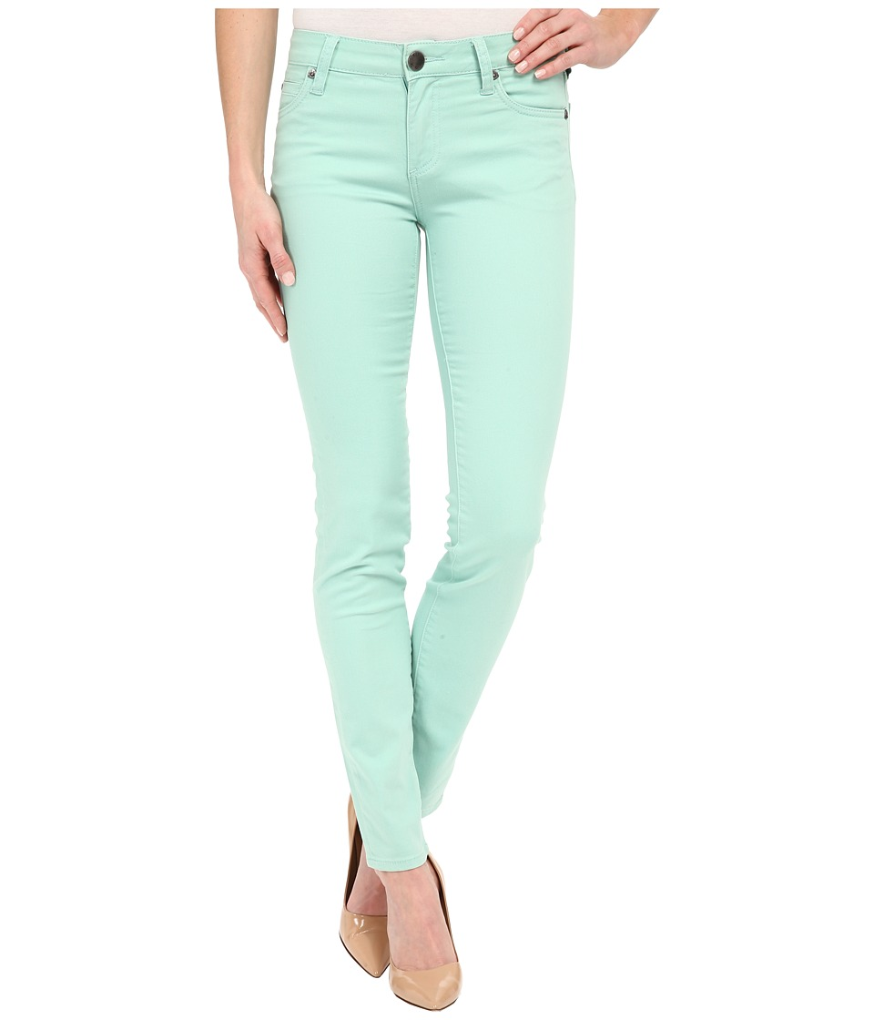 KUT from the Kloth - Diana Skinny Jeans in Mint (Mint) Women's Jeans