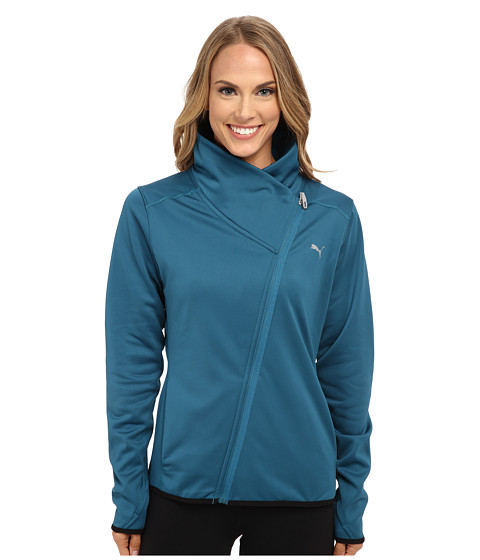 PUMA - Warmcell Jacket (Blue Coral) Women's Coat