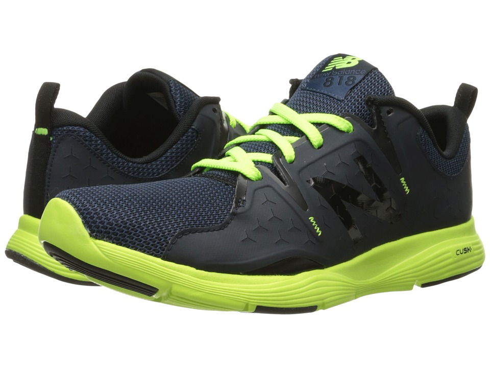 New Balance - MX818v1 (Black/Toxic) Men's Cross Training Shoes