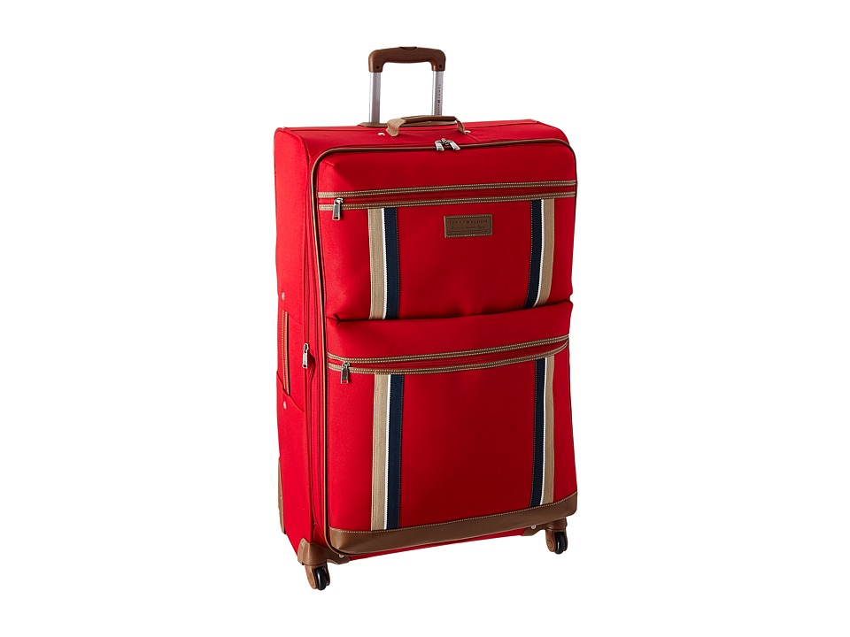 Tommy Hilfiger - Scout Upright 32 Suitcase (Red) Luggage
