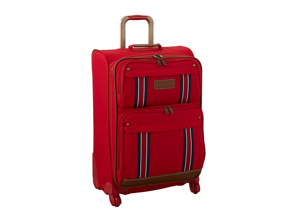 Tommy Hilfiger - Scout Upright 28 Suitcase (Red) Luggage