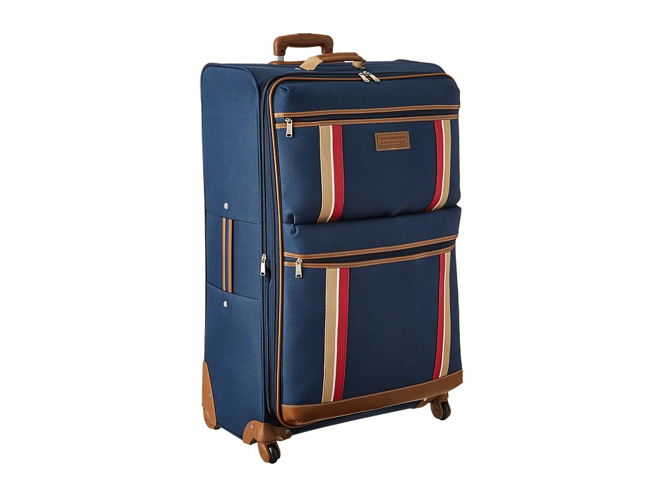 Tommy Hilfiger - Scout Upright 32 Suitcase (Navy) Luggage