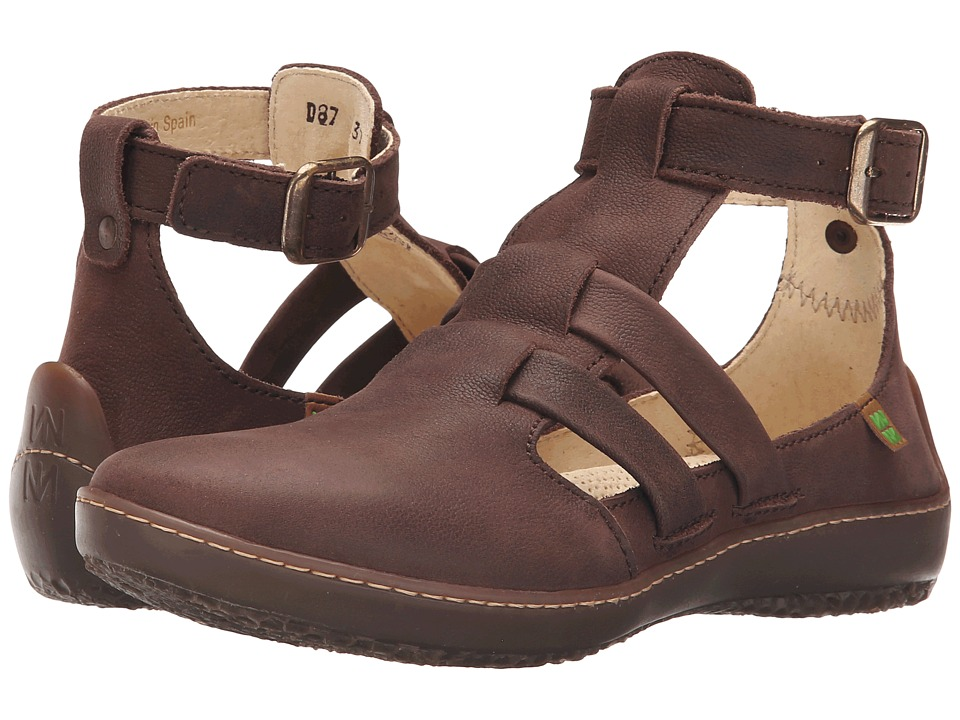 El Naturalista - Bee ND87 (Brown) Women's Shoes