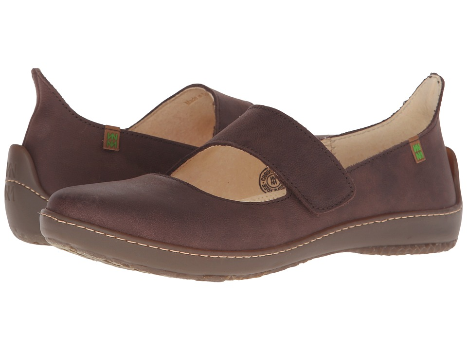 El Naturalista - Bee ND85 (Brown) Women's Shoes