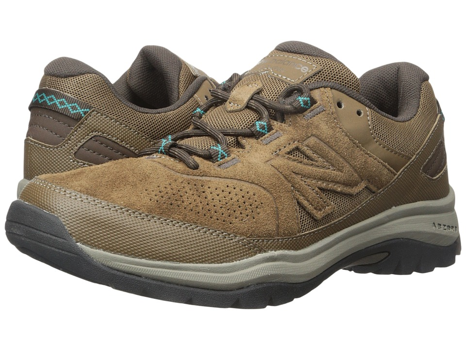 New Balance - WW769v1 (Brown) Women's Walking Shoes