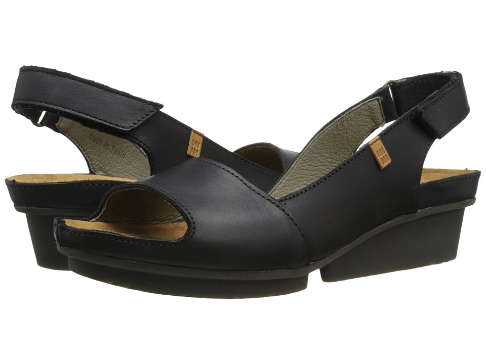El Naturalista - Code ND25 (Black) Women's Shoes