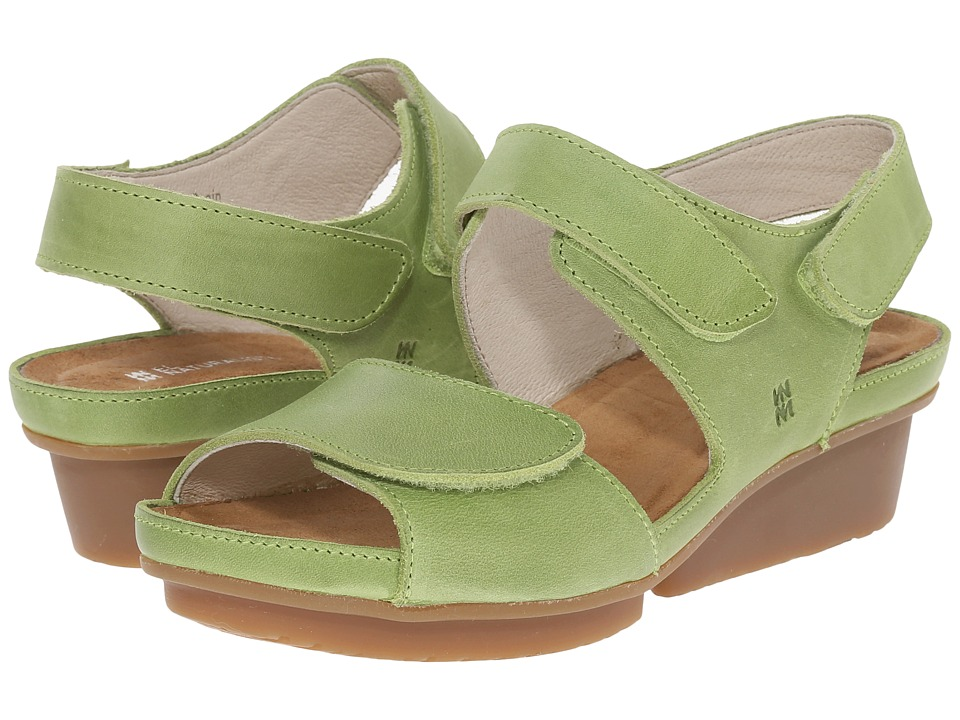 El Naturalista - Code ND20 (Green) Women's Shoes