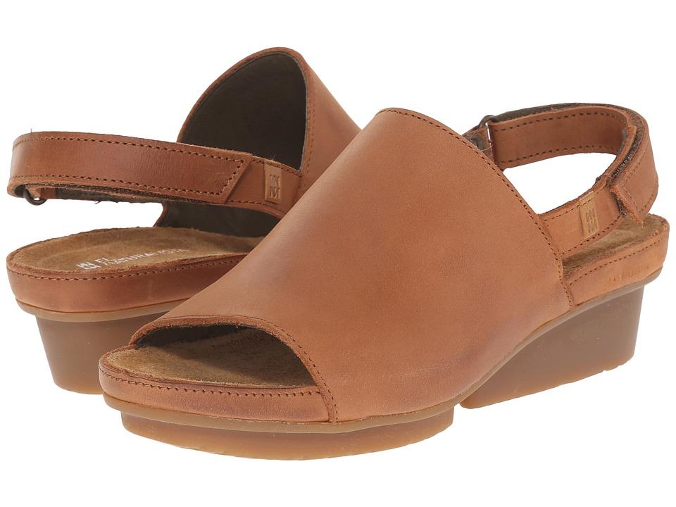 El Naturalista - Code ND26 (Wood) Women's Shoes