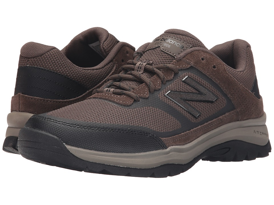 New Balance - MW669v1 (Wren/Orange) Men's Walking Shoes
