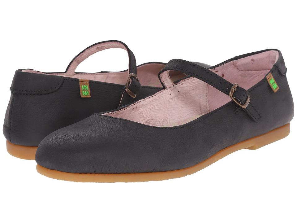 El Naturalista - Croche N937 (Black) Women's Shoes