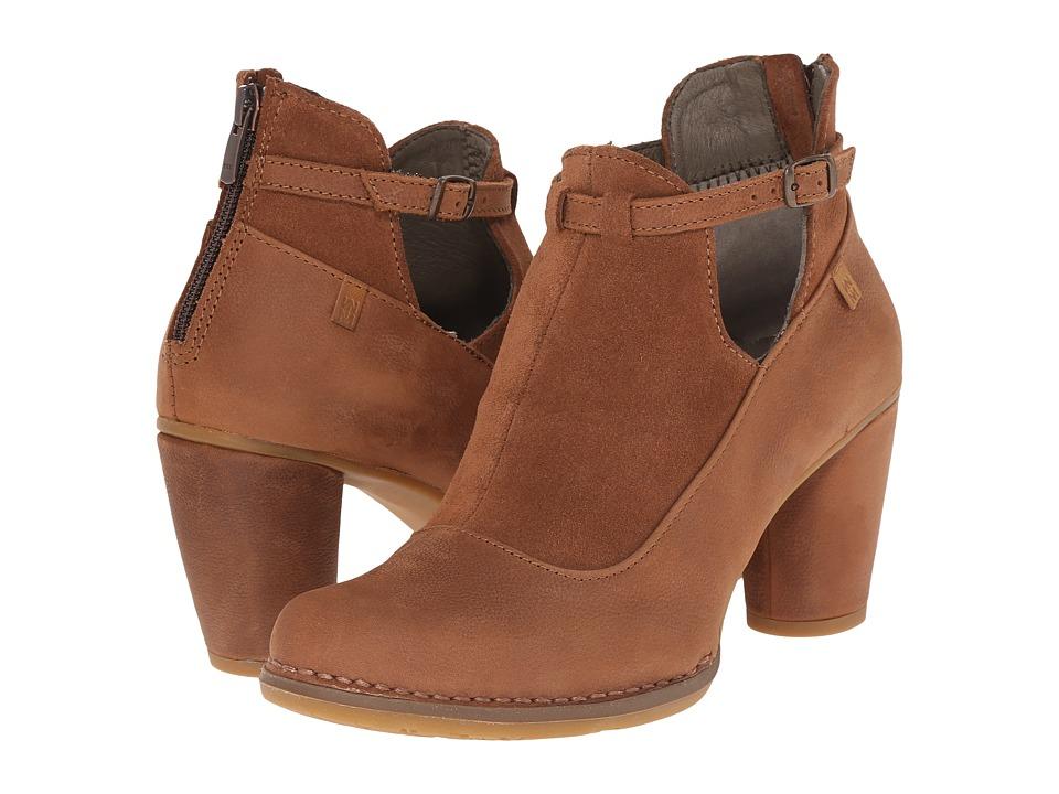 El Naturalista - Colibri N493 (Wood) Women's Shoes