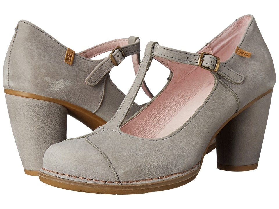 El Naturalista Colibri N474 (Grey) High Heels