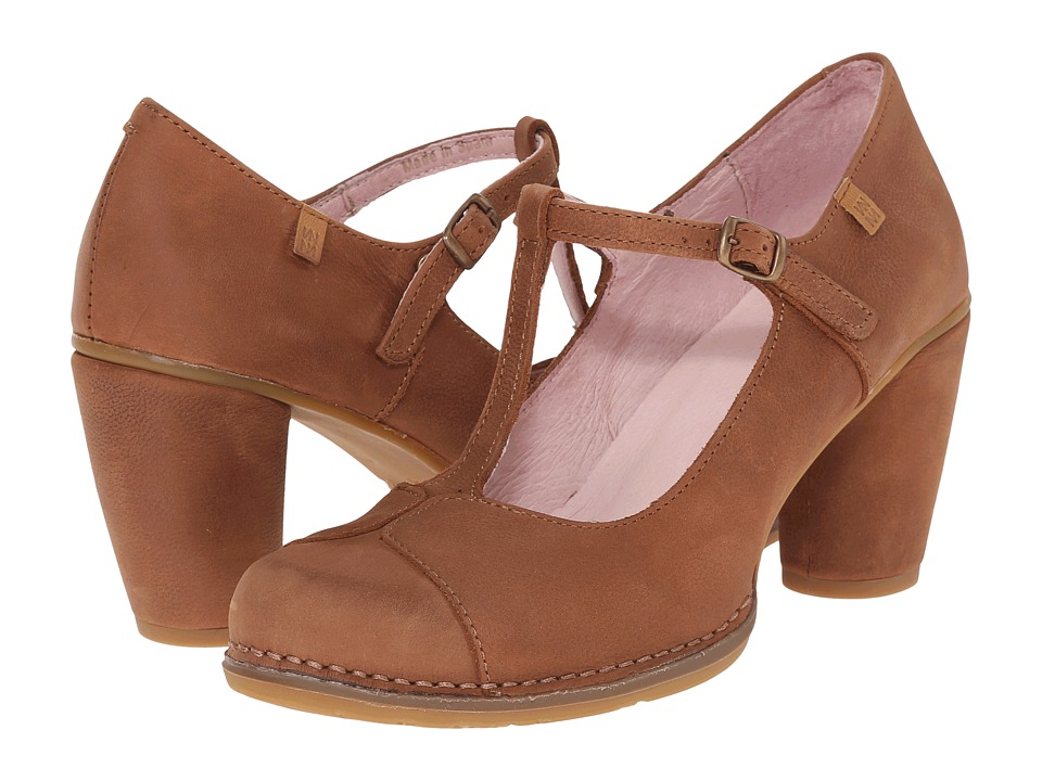 El Naturalista - Colibri N474 (Wood) High Heels