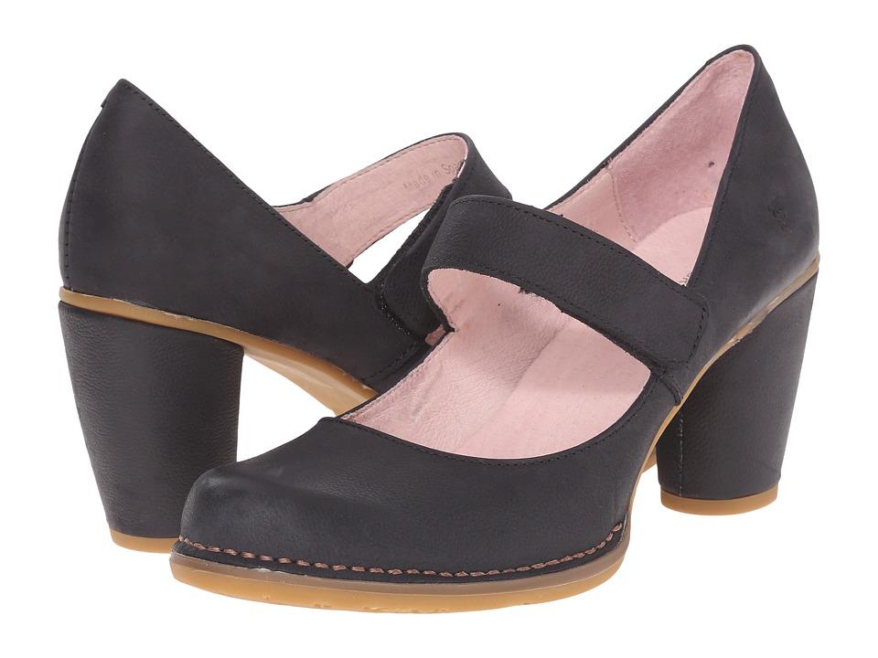 El Naturalista - Colibri N466 (Black) Women's Shoes