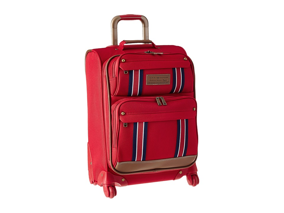 Tommy Hilfiger - Berkeley Upright 21 Suitcase (Red) Luggage