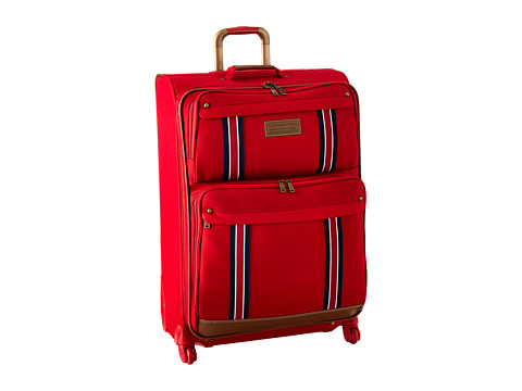 Tommy Hilfiger - Berkeley Upright 28 Suitcase (Red) Luggage