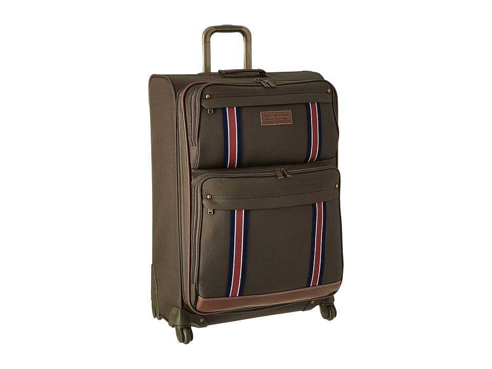 Tommy Hilfiger - Berkeley Upright 28 Suitcase (Olive) Luggage